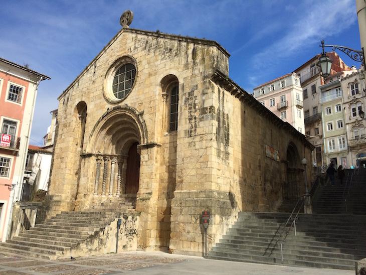 Igreja de São Tiago, Coimbra - ©Viaje Comigo