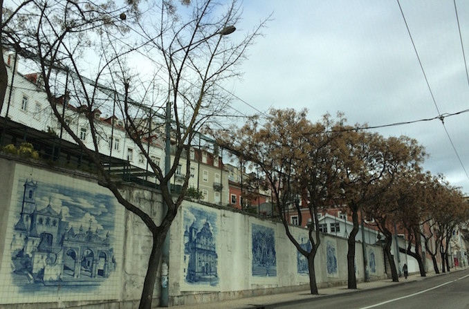 Painéis de Azulejos em Coimbra - ©Viaje Comigo