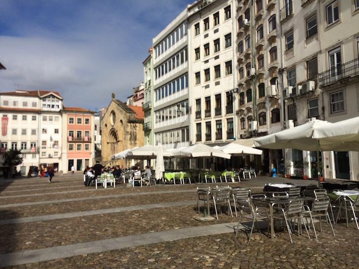 Praça do Comércio em Coimbra - ©Viaje Comigo
