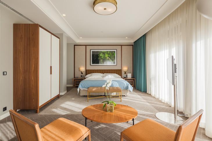 Quarto Vincci Porto Hotel
