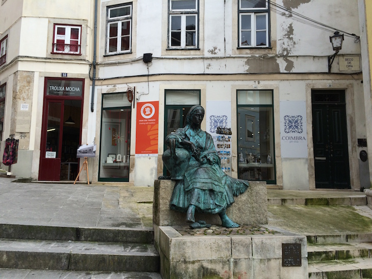 Quebra Costas, Coimbra - ©Viaje Comigo