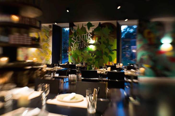 Restaurante Furnas Boutique Hotel Thermal & Spa ©Nickolas Bayntun