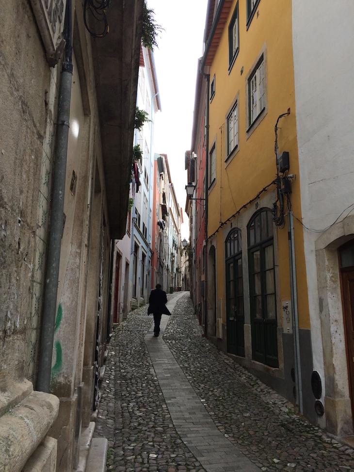Ruas de Coimbra - ©Viaje Comigo