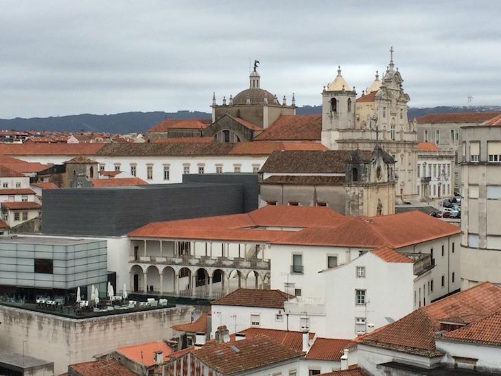 Vista para a Sé Nova de Coimbra