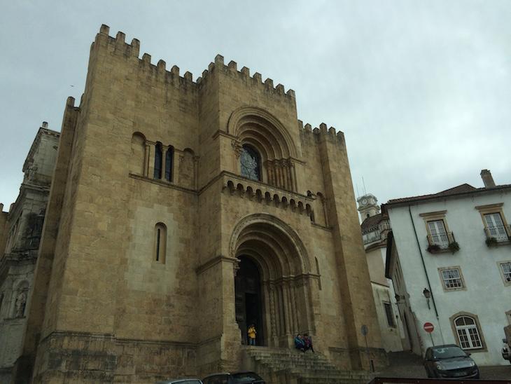Sé Velha de Coimbra - ©Viaje Comigo