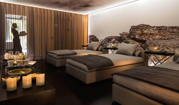 Spa do Furnas Boutique Hotel Thermal & Spa ©Nickolas Bayntun