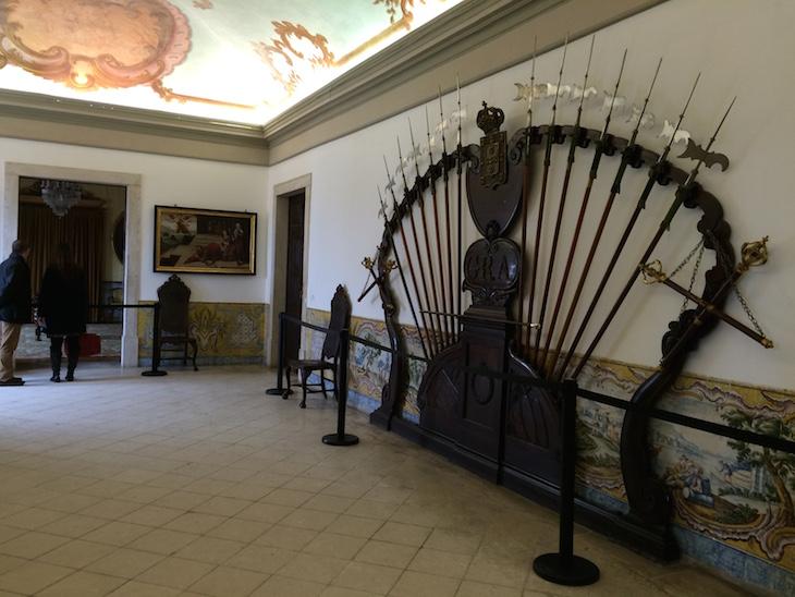 Salas da Universidade de Coimbra