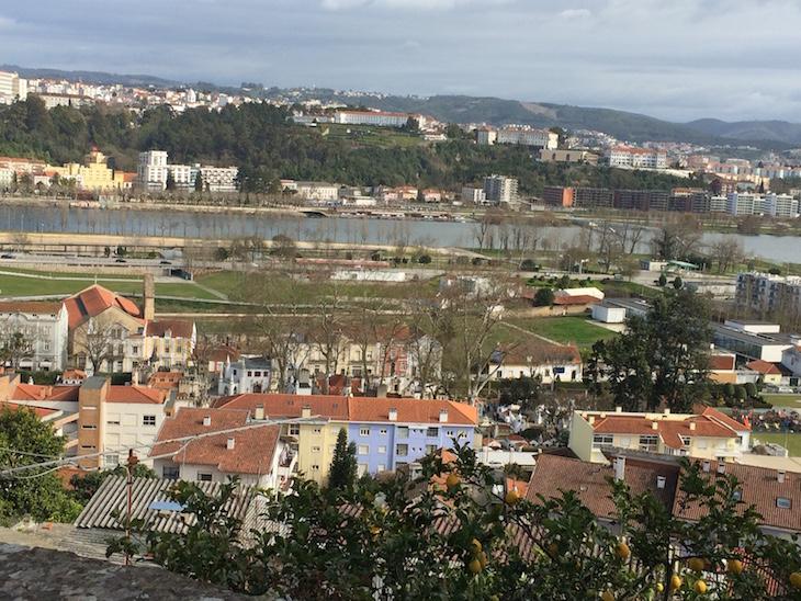 Vista para o Portugal dos Pequenitos e para rio Mondego