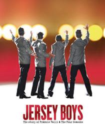 Jersey Boys - Direitos Reservados Broadway