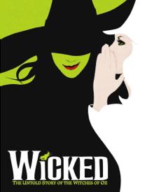 Wicked - Direitos Reservado Broadway