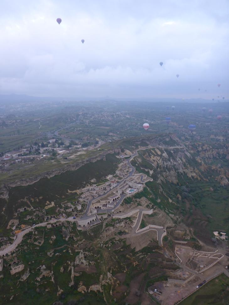 Balões de ar quente na Capadócia - Turquia ©Viaje Comigo