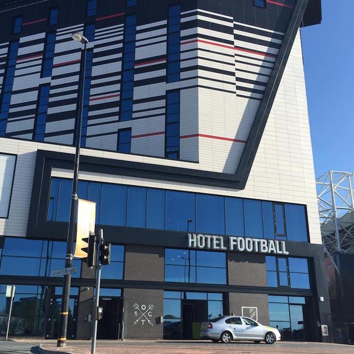 Hotel Football © Direitos Reservados