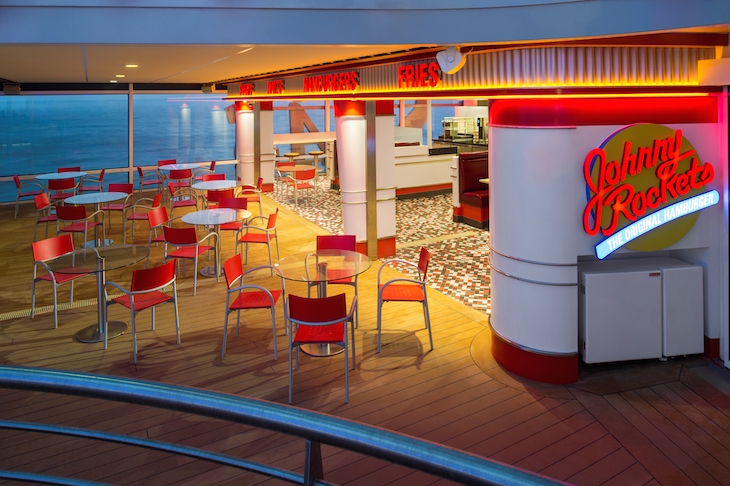 Johnny Rocket's - Anthem of the Seas