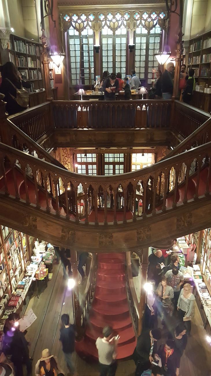Livraria Lello, Porto © Viaje Comigo