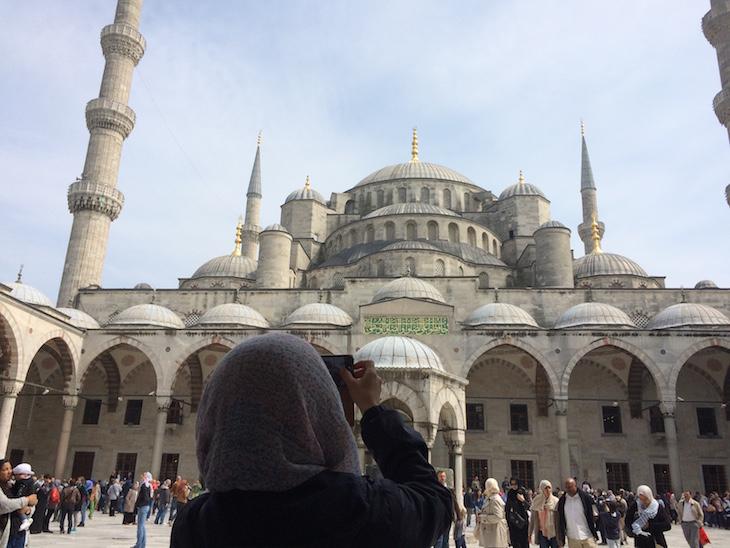 Mesquita Azul, Istambul © Viaje Comigo