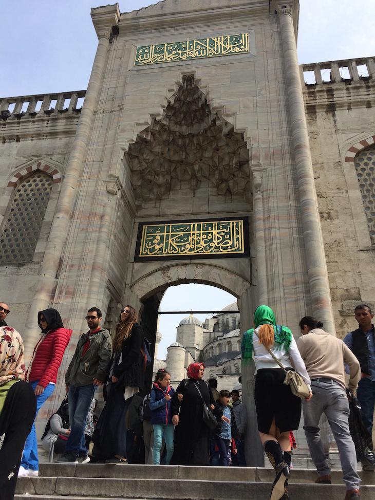 Mesquita Azul, Istambul, Turquia © Viaje Comigo