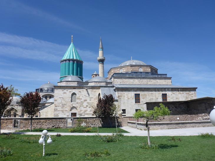 Mesquita de Konya - Turquia © Viaje Comigo