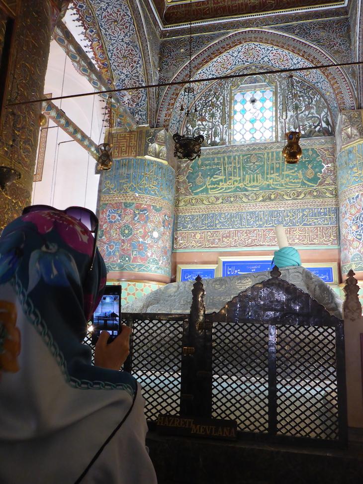 Mesquita de Konya - Turquia ©Viaje Comigo
