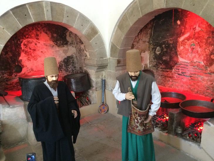 Museu da Ordem Mevlana - Konya - Turquia ©Viaje Comigo