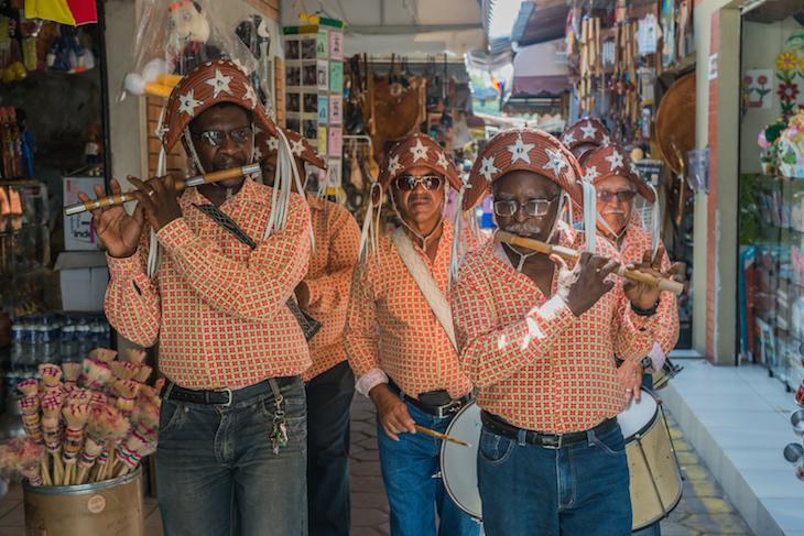 Feira de Caruaru - Bandinha de Pífanos Cultural de Caruarú