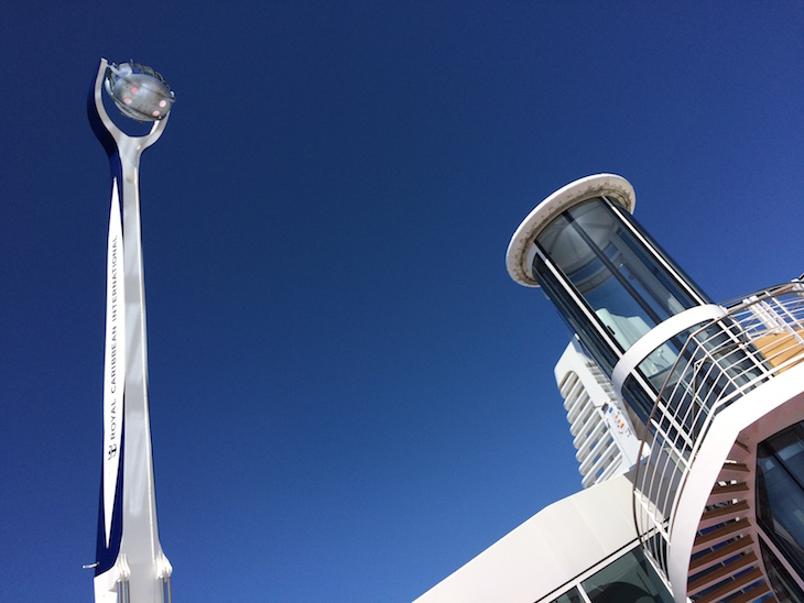 North Star do Anthem of the Seas ©Viaje Comigo