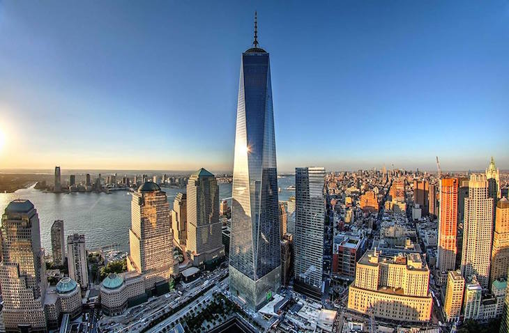 One World Trade Center - Direitos Reservados One World Trade Center