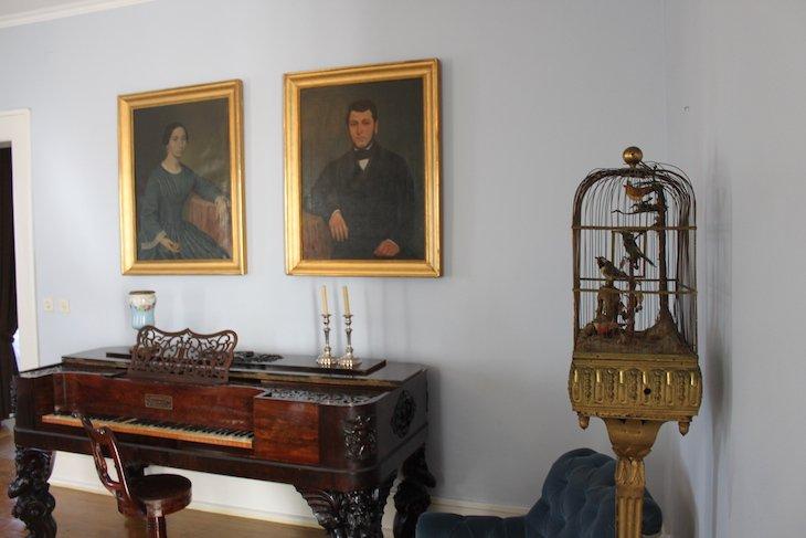 Museu Romântico da Quinta da Macieirinha, Porto © Viaje Comigo