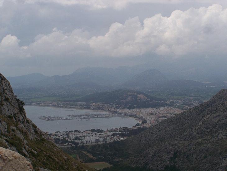 A caminho de Formentor - Maiorca