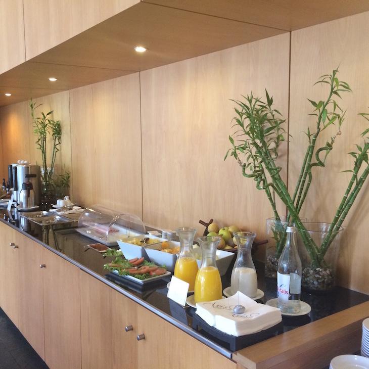 Pequeno-almoço do Axis Ponte de Lima Golf Resort Hotel © Viaje Comigo