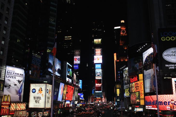 Broadway, Nova Iorque © Viaje Comigo