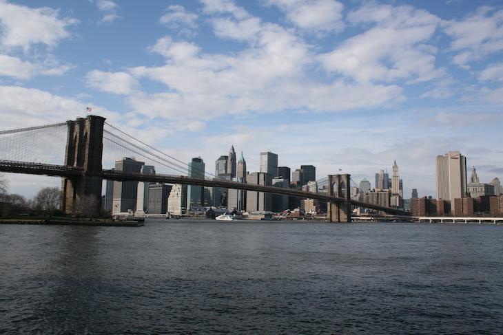 Ponte de Brooklyn - Nova Iorque © Viaje Comigo