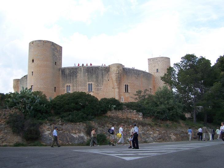 Castelo de Palma de Maiorca
