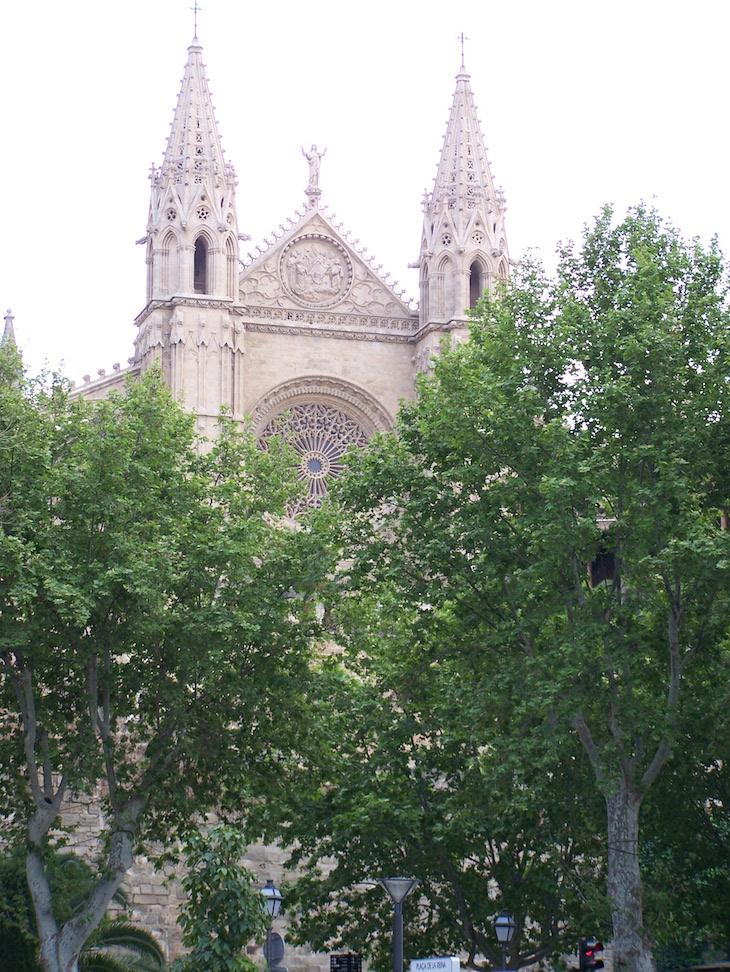 Catedral em Palma de Maiorca