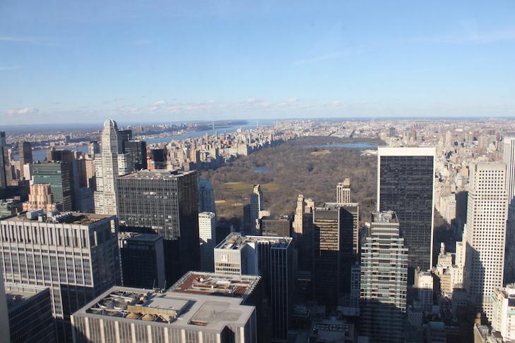 Central Park - Nova Iorque © Viaje Comigo