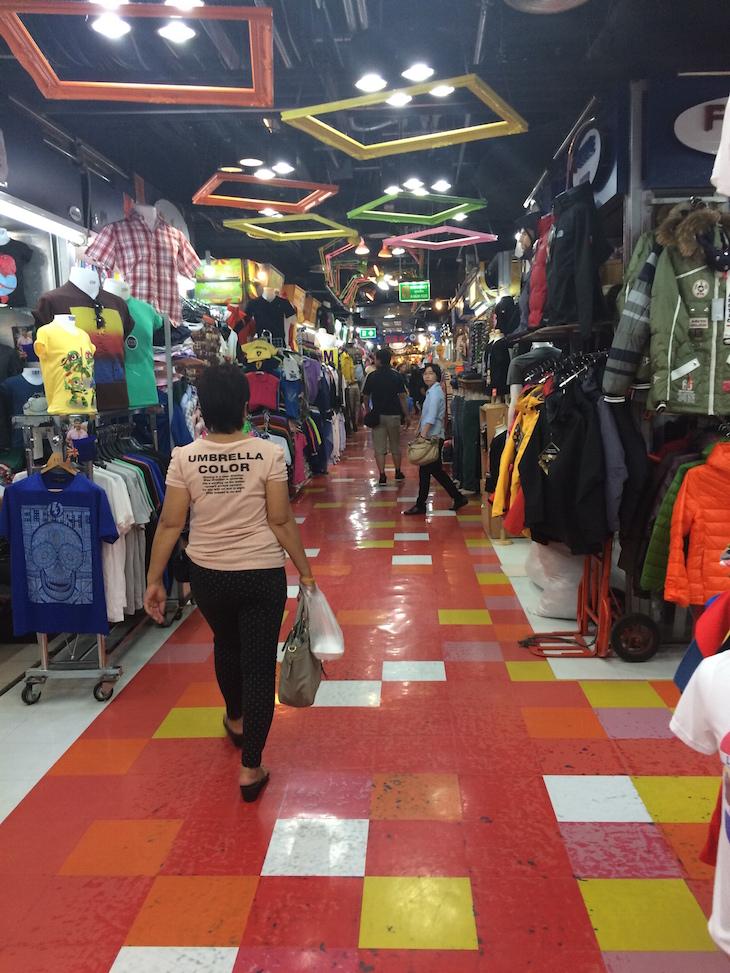MBK Center, Banguecoque, Tailândia © Viaje Comigo