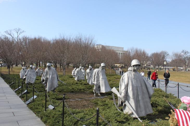 Memorial Guerra do Vietname em Washington DC © Viaje Comigo