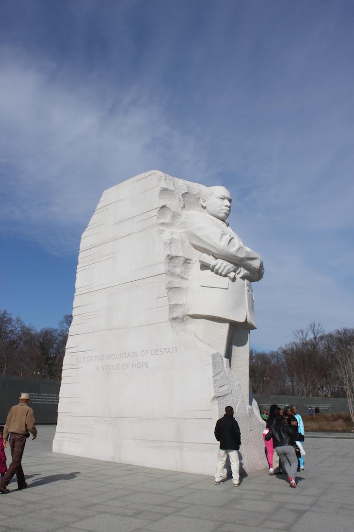 Memorial de Martin Luther King em Washington DC © Viaje Comigo