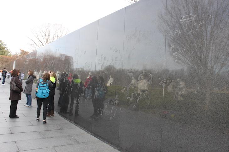 Memorial em Washington DC © Viaje Comigo1