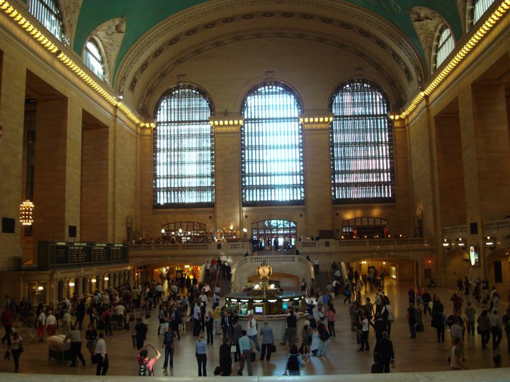 Nova Iorque, Grand Central Station © Viaje Comigo