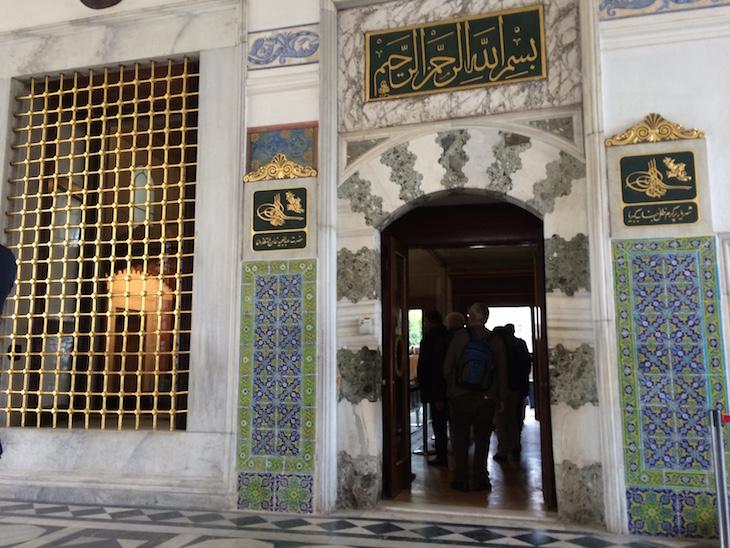 Palácio de Topkapi, Istambul, Turquia © Viaje Comigo