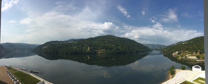 Panorâmica do rio no Douro Royal Valley Hotel & Spa © Viaje Comigo