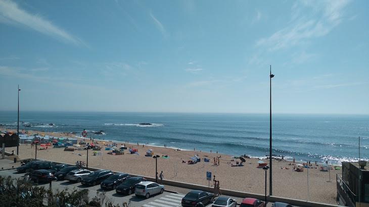Vista do AXIS Vermar Conference & Beach Hotel - Póvoa de Varzim © Viaje Comigo