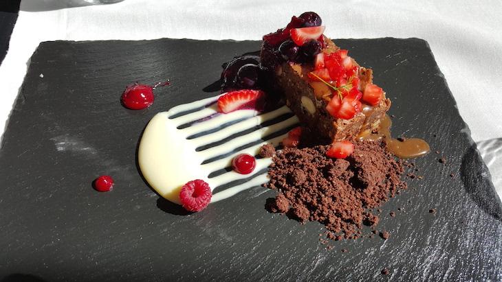 Sobremesa no Douro Royal Valley Hotel & Spa © Viaje Comigo