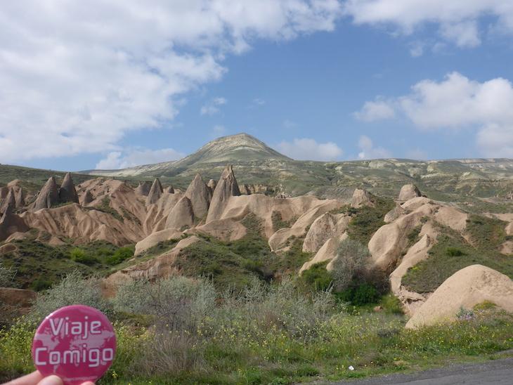 Vales da Capadócia - Turquia © Viaje Comigo