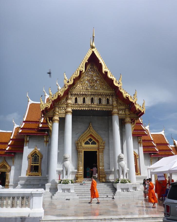 Wat Benchamabophit © Viaje Comigo