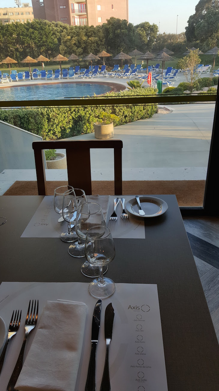 AXIS Vermar Conference & Beach Hotel - Póvoa de Varzim © Viaje Comigo