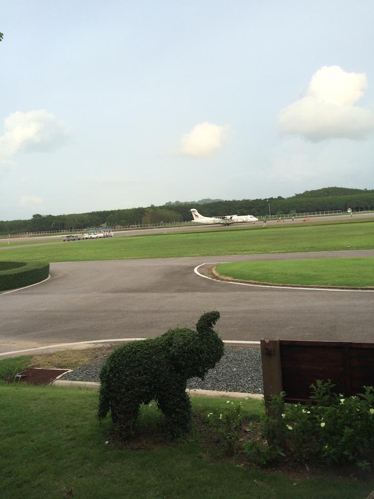 Aeroporto de Trat © Viaje Comigo