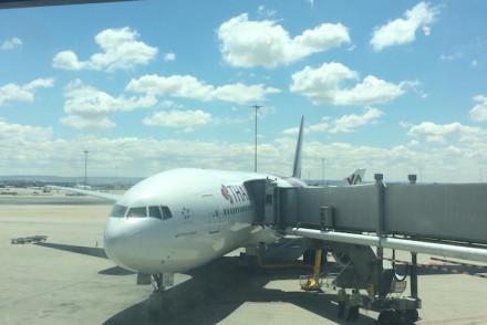Avião da Thai @ Viaje Comigo