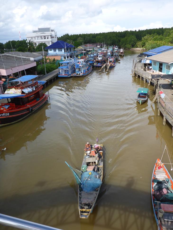 Ban Nam Chiao, Trat, Tailândia © Viaje Comigo