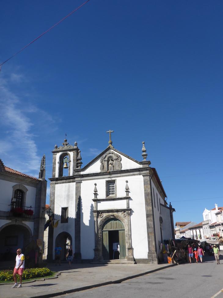 Igreja da Misericórdia, Caminha ©Viaje Comigo